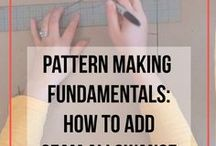 Isn't that Sew: Tutorials / Patterns, Blocks, and easy to follow tutorials! Plus, sewing, pattern making, pattern blocks, sewing patterns, how to draft sewing patterns, drafting sewing patterns, pattern drafting and more!