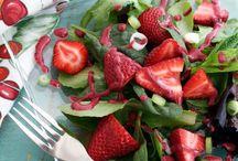♥ Salad / Salad recipes