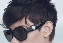 haircut / Tagli di capelli corti