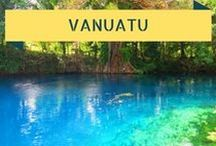 Travel To Vanuatu / Discover one of the friendliest and most diverse destinations in the South Pacific. Vanuatu is home to 83 tropical islands, each hiding pristine blue holes, white sand beaches, remote villages and tons more. This board was created to help you plan your Vanuatu holiday!