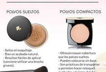 Guías útiles de maquillaje