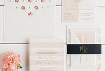 The Morgan Suite - Wedding Inspiration / Our curated board of wedding inspiration to compliment the Morgan Suite // Inclosed Letterpress Co. Custom Wedding Collection // Letterpress Invitations // Tailored + Sweet + Preppy // Wedding Inspiration
