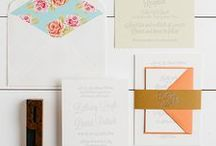 The Bethany Suite - Wedding Inspiration / Our curated board of wedding inspiration to compliment the Bethany Suite // Inclosed Letterpress Co. Custom Wedding Collection // Letterpress Invitations // Sweet + Dreamy + Classic // Wedding Inspiration
