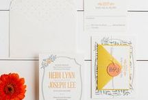 The Heidi Suite - Wedding Inspiration / Our curated board of wedding inspiration to compliment the Heidi Suite // Inclosed Letterpress Co. Custom Wedding Collection // Letterpress Invitations // Botanical + Vintage + Delightful // Wedding Inspiration