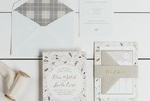 The Olivia Suite - Wedding Inspiration / Our curated board of wedding inspiration to compliment the Olivia Suite // Inclosed Letterpress Co. Custom Wedding Collection // Letterpress Invitations // Flirty + Sweet + Botanical // Wedding Inspiration