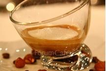 Bebidas con café / El Café resulta un ingrediente único y excepcional para múltiples combinaciones. Los baristas se encargan de preparar estas bebidas.