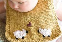 crochet & knit baby-children / crochet y punto para niños