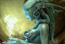 Mer and Water Fantasy / by Misti Black