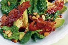 Food (ps. I love avokado)