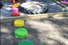 Risk taking play spaces / The Healthy and Active Child Week 9 Activity 2:  Create a plan for a  learning environment that has some elements of risk- but with benefits that would outweigh these.