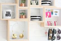 The Organizing Life! / Simple organizing ideas to make things and life a little easier!