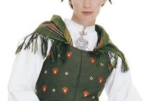 Bunads ~ Norway's National Costumes / by Dawn Jensen