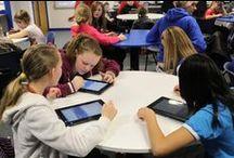 Tablet w akcji / Kolekcja stron zawierających materiały do nauczania i uczenia się z wykorzystaniem tabletów.