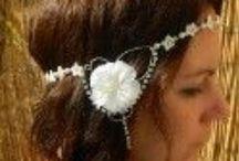 Accessoires coiffure mariage