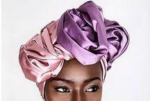 Accessoire : Le turban / Le foulard sur tous les fronts // Turban // Head Wrap // Scarf // Boubou