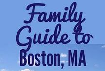Family Friendly Activities in Boston / Fun activities the family can enjoy while in Boston! #thingstodoin boston #haunteddinnertheater #mysterycafe #comedysportz #familyfriendlyactivitiesinBoston