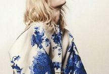 Palette print / Fashion Pattern