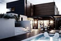 Amazing Homes / Some homes are to dream about.
