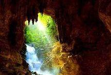 •Cave•