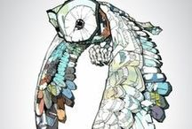 Owl / Dibujos, manualidades... con buhos!!!