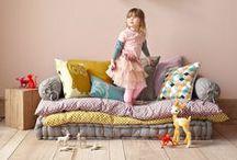 Déco : au lit ... Les enfants ! / Home sweet home : Kidroom and Nursery