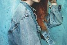 Classique : denim / Jean // Denim // bootcut // flare // mum´jean // blue // shirt // jacket // chambrey