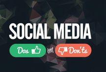 SOCIAL MEDIA / by Lissia Martinez