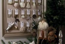 Advent calenders / by Michelle Stewart