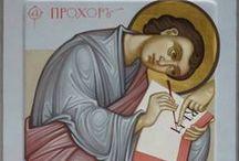 ICONE / Iconografia bizantina antica e contemporanea