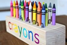 Kid Ideas / Fun and neat ideas to keep in mind for my son or siblings. From snacks to crafts the fun never stops.