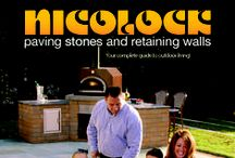 2016 Product Catalog / Ready to picture what's possible?  See the difference Nicolock paving stones and retaining walls can make to your outdoor space. Complete the form on nicolock.com to receive your FREE Estimate or Catalog.