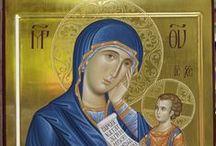 ICONE mariane / Icone raffiguranti la Vergine Maria