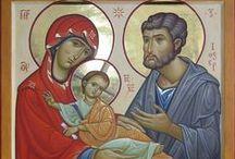 ICONE Sacra Famiglia