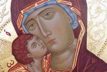 my ICONE gracelaborarte / Laboratorio di iconografia cristiana contemporanea. Icone dipinte a mano secondo le antiche tecniche usate dagli iconografi bizantini.