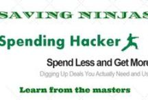"""Spending Ninjas / These people know everything there is to know about how to save money, get a better deal, score the best value and avoid scams and other pitfalls lurking out there for consumers. They are at the top of their game in Australia and that's why they are the """"Spending Ninjas""""!"""
