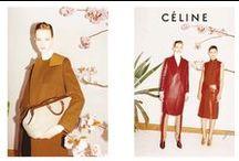 Obsession : CELINE / CAMPAGNES CELINE ---> http://wp.me/p56miB-6t