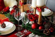 weihnachtliche Tischdeko / Egal ob glamourös-gold, stilsicher-silber oder romantisch-rot - bei DEPOT findest Du mit Sicherheit eine passende Tischdekoration für die Weihnachtsfeiertage.
