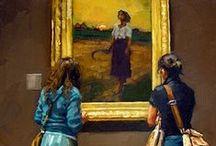 ammirare l'arte