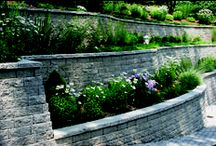Nicolock Wall Systems / Enhance the landscape and accentuate the beauty of your yard with Nicolock Wall Systems. Each Wall System is versatile and can be used for a multitude of applications.