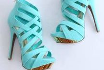 Shoe Galore! / Take a step in these shoes!