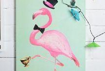 FLAMINGO LOUNGE / Verrückt, verspielt, Flamingo - die neue Kollektion FLAMINGO LOUNGE ist da
