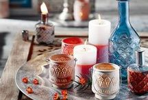 "COLOURS OF MARRAKESH / In Sachen stylischer Deko-Accessoires ist die Kollektion ""Colours of Marrakesh"" ein echter Blickfang."