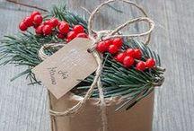 Geschenke verpacken / Schenken fängt beim Verpacken an! Ideen und Inspiration zum kreativen Verpacken von Geschenken.