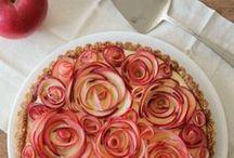 dolci, biscotti, frutta, creme, gelatine / by anna bonardi