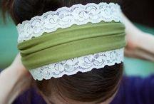 Headbands / by Ashley Hulbert