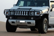 Hummer / by Michael Bywater