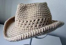 Crocheted heads / by Sue Fenwick