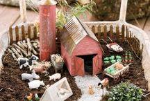 Mini Container Gardens