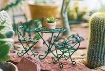 Mini Garden Furniture