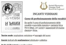 """Concerts & Activities / Concerts and activities of Coro Misto """"G.Verdi"""" Ronchi dei Legionari"""